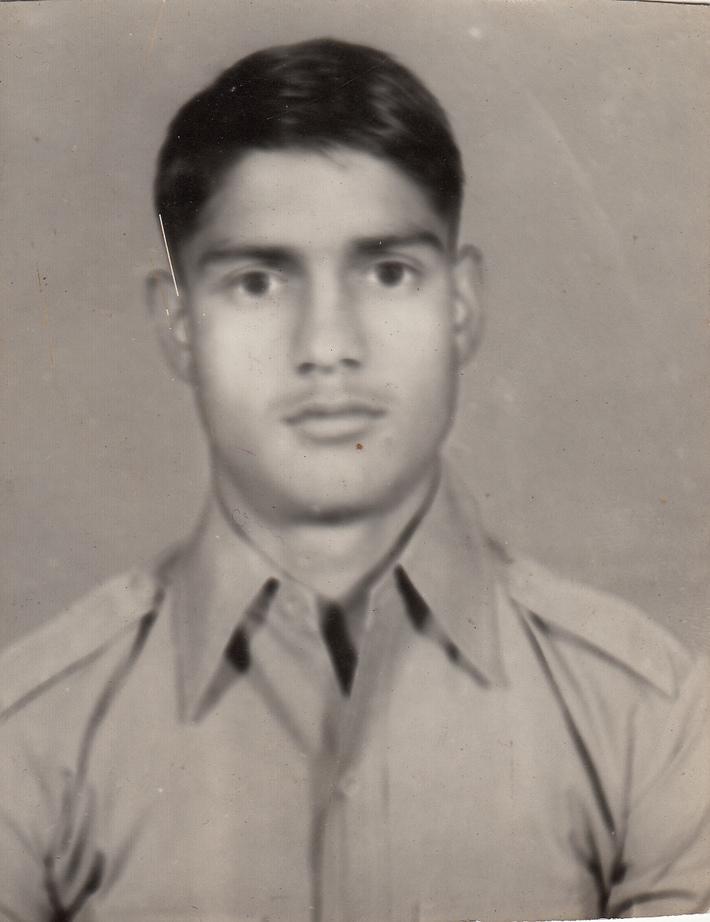 10th Class Student of Rashtriya Military School Dholpur