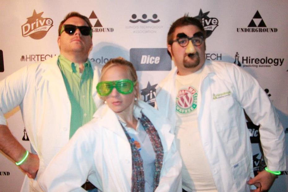Hireology HR Tech Party - MeetMeMe