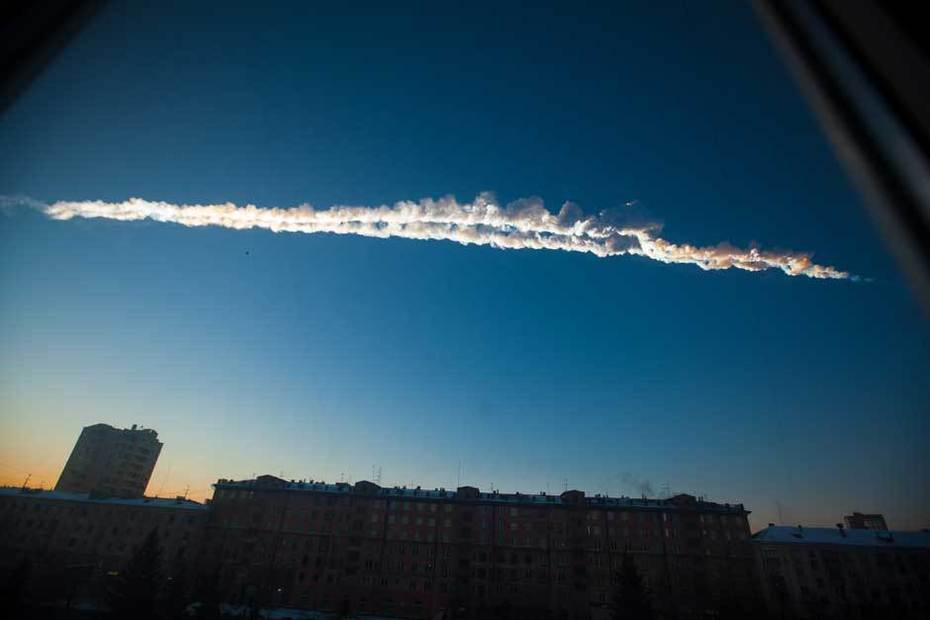 Ten Ton Meteor Streaking Over Russia - Space Junk and Meteors Are Coming -- What's a Recruiter to Do?
