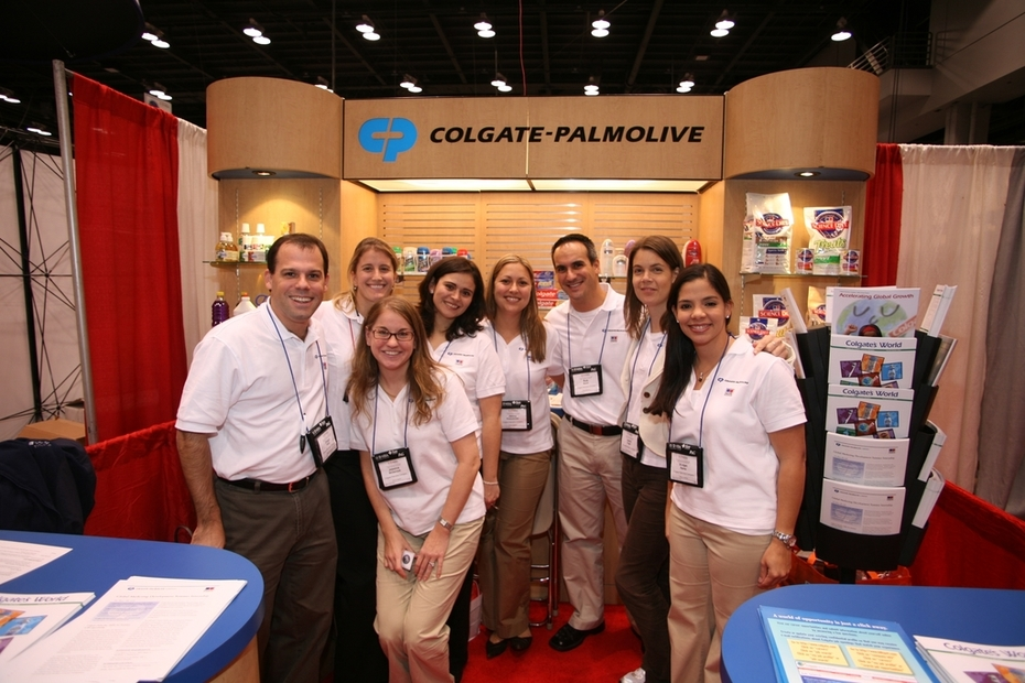 Colgate Palmolive National Recruitment Team -- Prepared to attract the best of the best...for immediate on-site interviews -  Staying Two Steps Ahead of the Competition