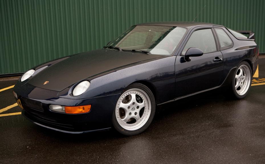 1993 Turbo 968