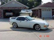 92 Porsche 968 Coupe