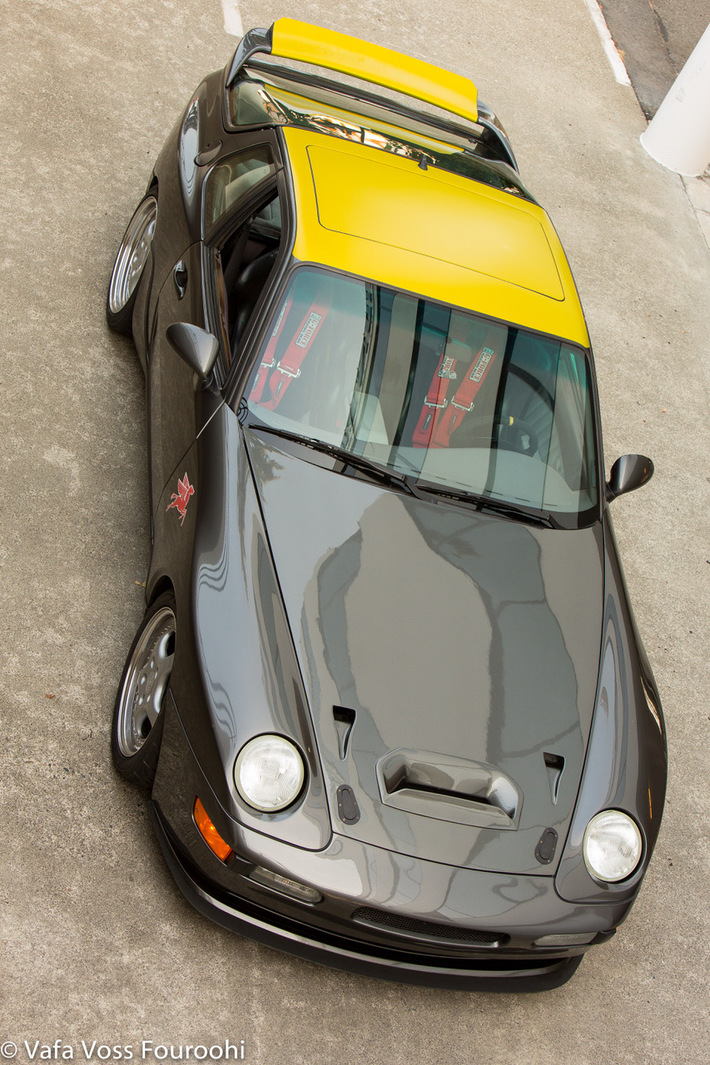 1993 Porsche 968 Turbo RS Tribute (3.0 L Turbo)