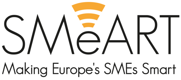 SMeART - Knowledge Alliance for Upskilling SMEs Logo