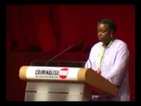 Cynthia McKinney War Crimes Speech part 1
