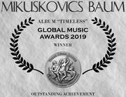 Global Music Award 2019 for Timeless