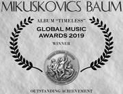 Global Music Award 2019 for Timeless