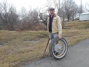 Chesapeake Region AACA Howard Co Swap Meet 2019 Found A Model A Wheel