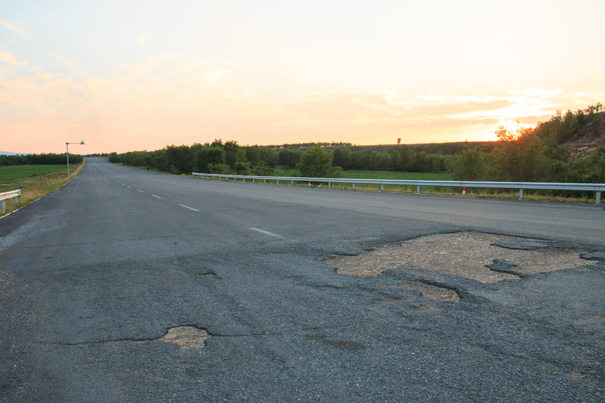 Alerte rouge sur la qualité du réseau routier français !
