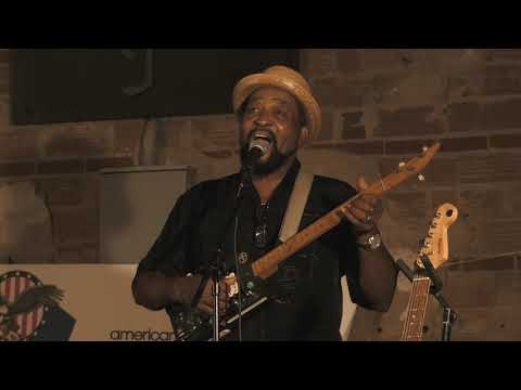 Super Chikan @ The Clarksdale Mississippi Cigar Box Guitar Festival