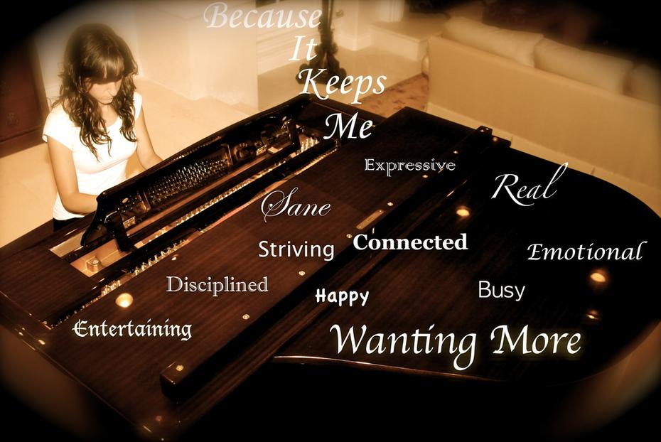Editt Nikoyan-- Piano