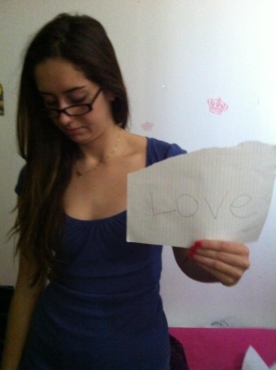Krissy- Love