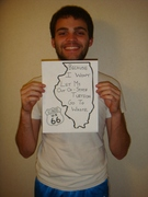 Jordan - because I won't let my out of state tuition go to waste