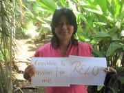Peruvian gratitude and passion