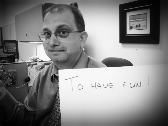 To have fun!