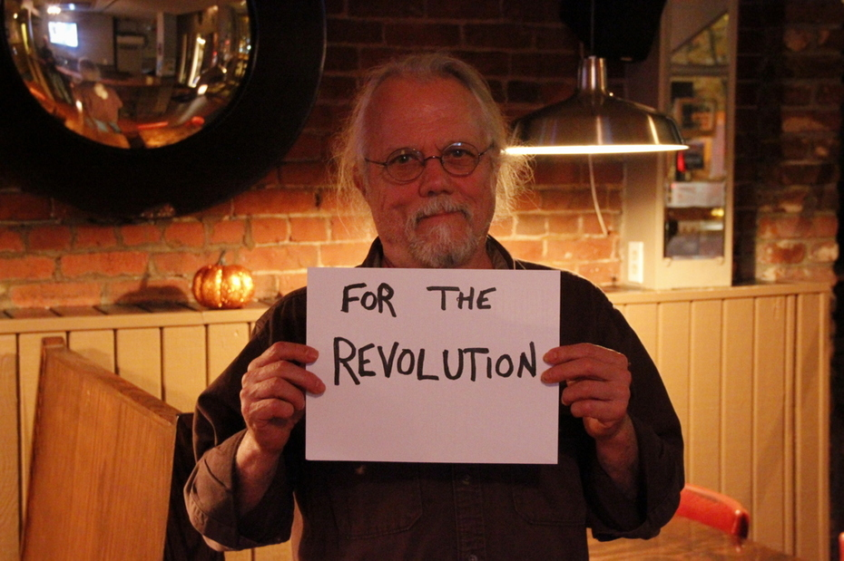 For the revolution