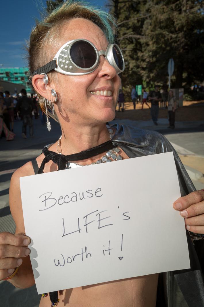 Because LIFE's worth it!