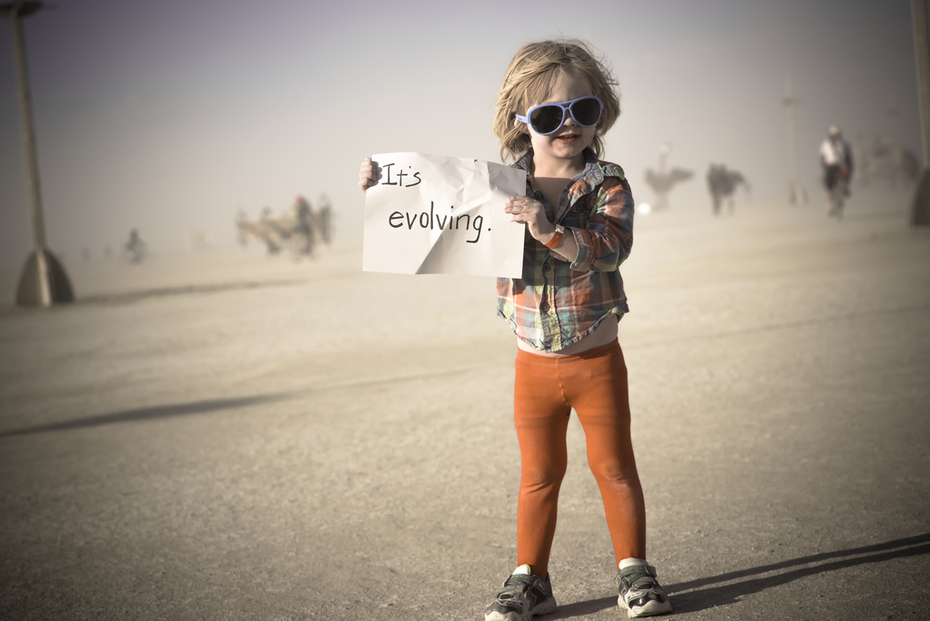 Innocence: It's evolving