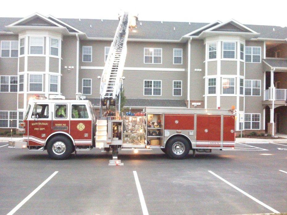 Tower 742/Ladder74