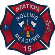 ROLLING MEADOWS FIRE LOGO 2009