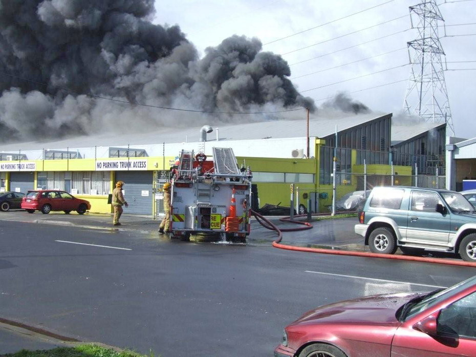 honda factory fire1