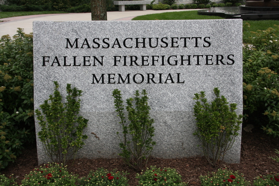 Massachusetts Fallen Firefighters Memorial