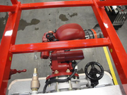 The pump panel