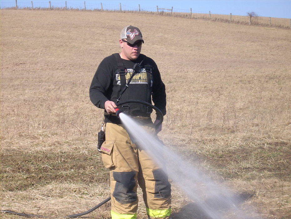 Fire Fighter Donley