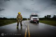 What if Volunteer Firefighters Didn't Volunteer?