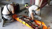 Horizontal Confined Space Rescue Quick Drill