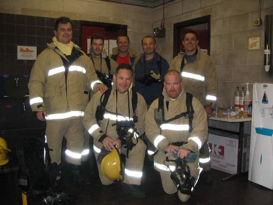 203 Lancashire group visit
