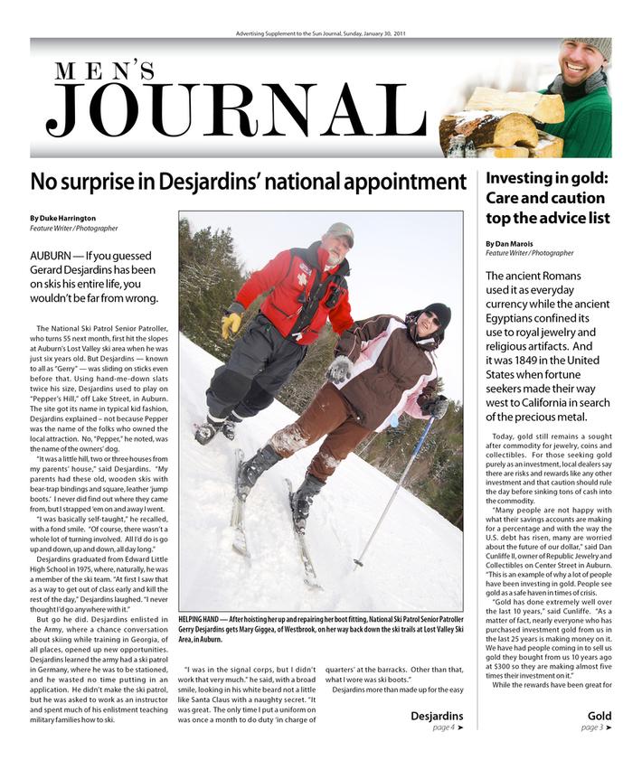 Women's Journal / Men's Journal
