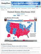 Khaleej Times - United States Elections 2012