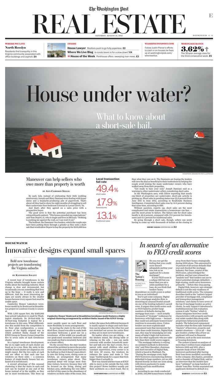 House under water?