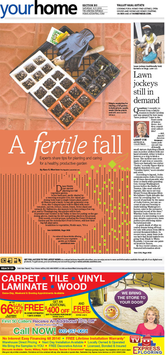 A Fertile Fall
