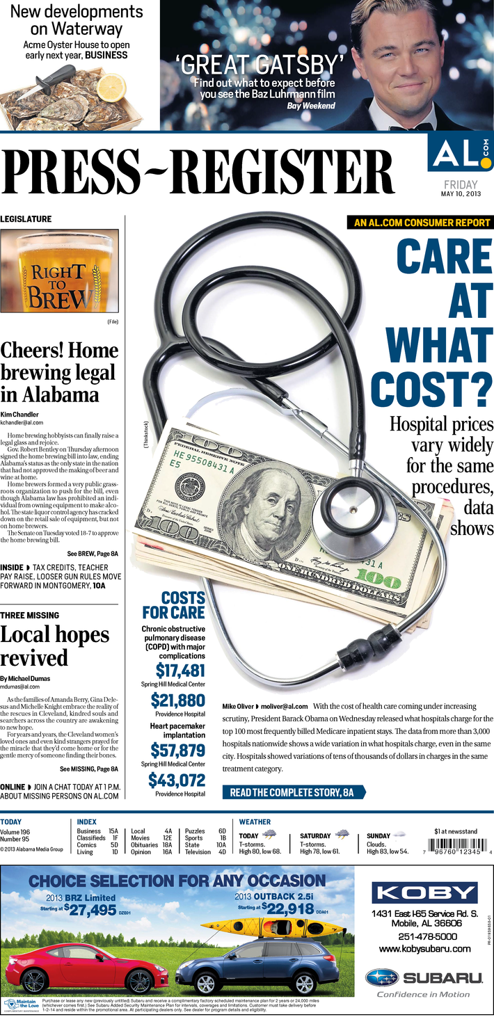 1A | Care at What Cost?