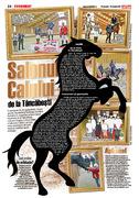 Second edition of Horse Salon, at sport club Equestria, Tancabesti