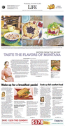 Flavors of Montana