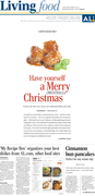 FOOD: Holiday Party Food (Meatballs)