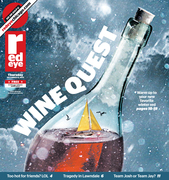 Winter red wines