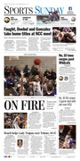Sports cover for Mason City