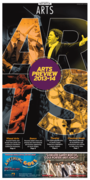 Arts Preview 2013-14