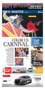 Mardi Gras 2014: Color Us Carnival