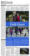 Religion mission faith