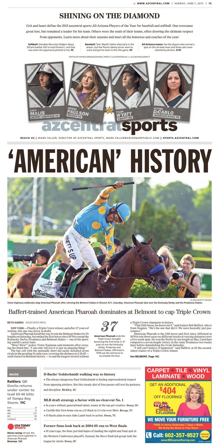 'American' History