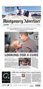 Montgomery Advertiser - June 2015