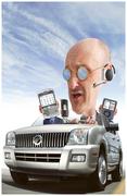 Digital car gadgets