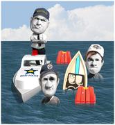 Boating safety on Lake Erie
