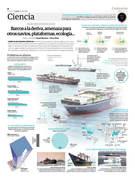 Barcos a la deriva, amenaza para otros navíos