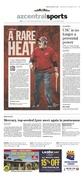 The Arizona Republic // A rare heat // 09.28.2016